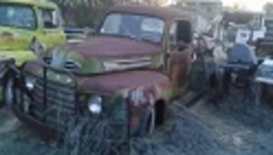 1950 Ford 1/2 Ton F1