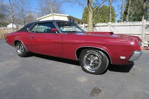1969 Mercury Cougar XR 7