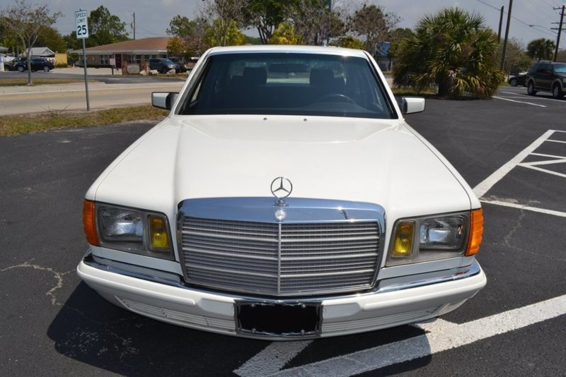 1983 mercedes benz 280s amg for sale in englewood florida for Mercedes benz of englewood