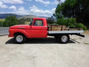 1961 Ford F- 250