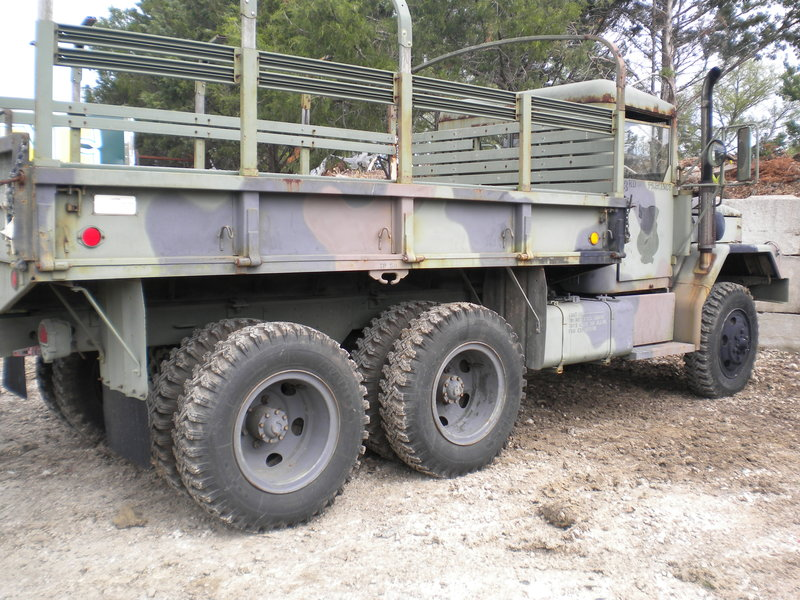1970 am general m35a2c 6x6 military cargo truck deuce for sale in wylie texas old car online. Black Bedroom Furniture Sets. Home Design Ideas