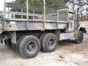 1970 AM General M35A2C 6X6 MILITARY CARGO TRUCK DEUCE