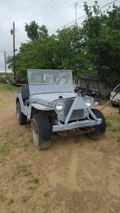 1949 Jeep-Willys Willys