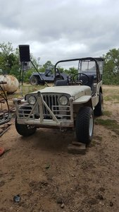 1947 Jeep-Willys Willys