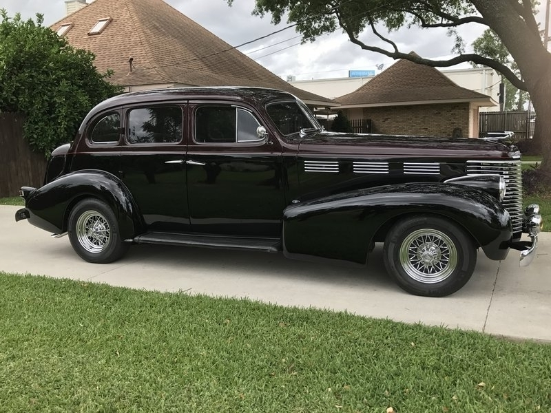 1938 Cadillac 60 For Sale in Gretna, Louisiana | Old Car Online