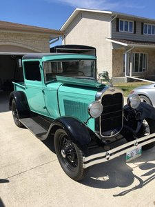 1930 Ford Model A Truck