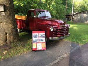 1951 Chevrolet 3900 Series Long Bed