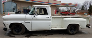 1960 Chevrolet Apache C20 Stepside Long box
