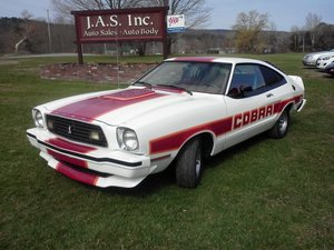1977 Ford Mustang Cobra