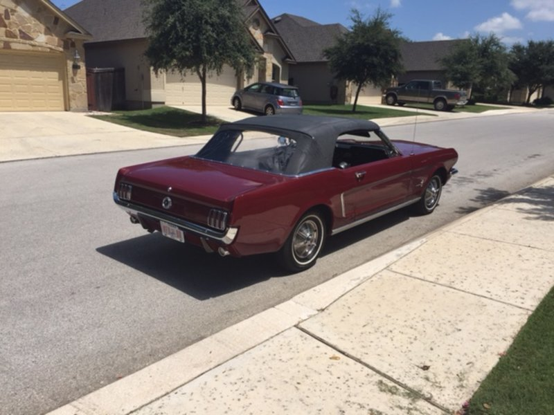 1965 Ford Mustang For Sale In San Antonio Texas Old Car Online