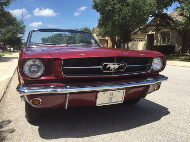 1965 Ford Mustang For Sale in San antonio, Texas   Old Car ...