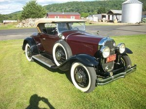 1931 Buick 64 Roadster