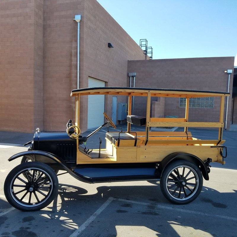 1917 ford model t huckster for sale in las vegas nevada old car online. Black Bedroom Furniture Sets. Home Design Ideas