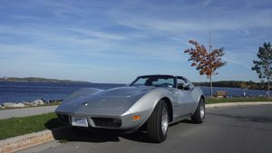 1973 Chevrolet corvette stingray 454