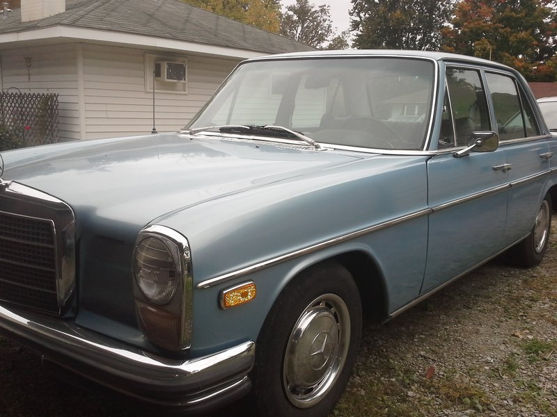 1969 mercedes benz 250 for sale in ft wayne indiana old for Mercedes benz indiana