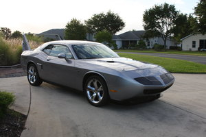 2011 Dodge Challenger SuperBird