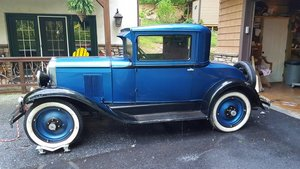 1929 Chevrolet Coupe