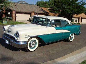 1955 Oldsmobile Holiday