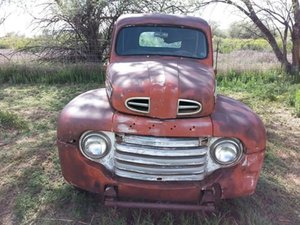 1949 Ford  F-1 Project