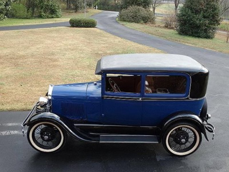 Ford Sedan For Sale In Athens Tennessee Old Car Online