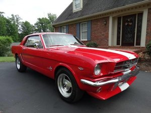 1965 Ford  Mustang Shelby Look