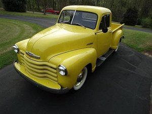 1952 Chevrolet Pick up