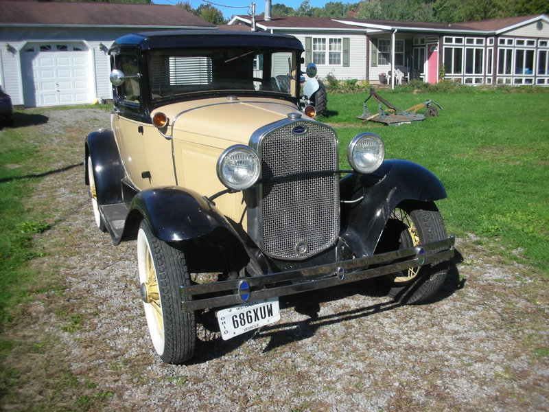 1930 ford model a 5 window coupe for sale in rome ohio for 1930 model a 5 window coupe for sale
