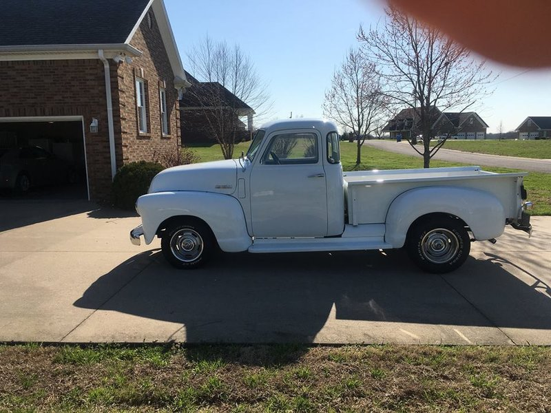 1948 chevrolet 5 window pickup for sale in hopkinsville for 1948 5 window chevy truck sale