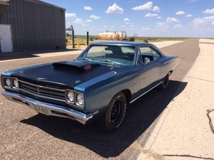 1969 Plymouth Roadrunner A12