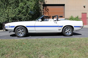 1970 Shelby Mustang GT350 Convertible