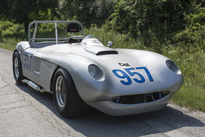 1955 Other  The Silver Bomb American Sport Car