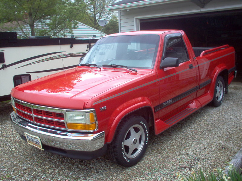 1994 Dodge Dakota Mark III