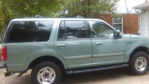 1997 Ford Expedition Extended