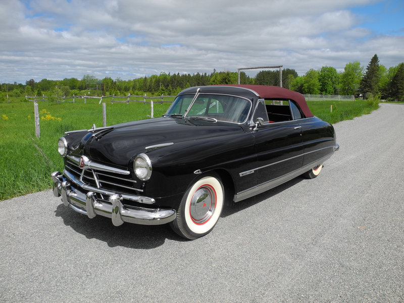 1950 Hudson Commodore For Sale in Val Caron, Ontario | Old Car Online
