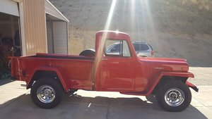 1956 Willys Pick up
