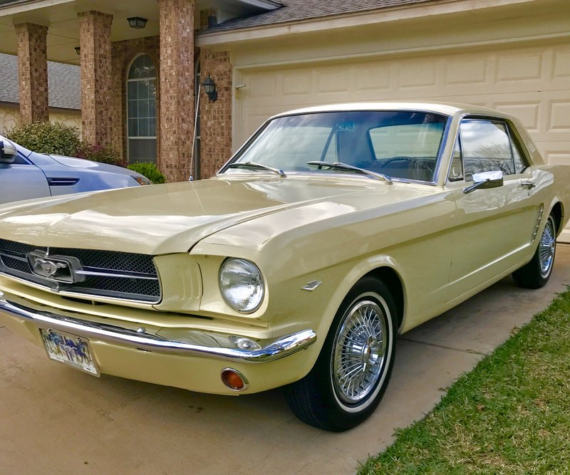 1965 Ford Mustang For Sale In Buda, Texas