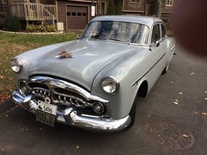 1952 Packard 200 Deluxe Touring