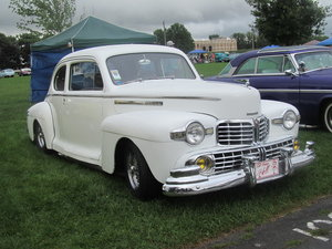 1947 Lincoln club coupe (zypher)