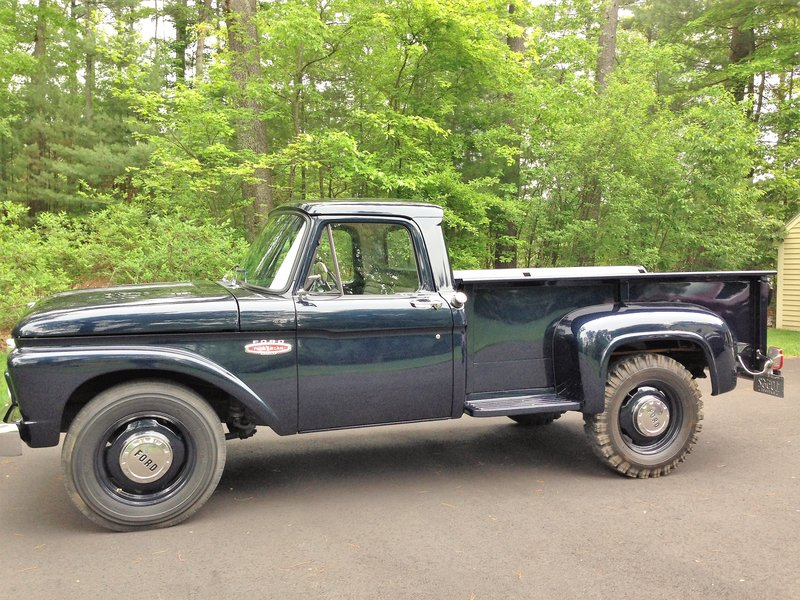 1966 ford f250 for sale in acton massachusetts old car. Black Bedroom Furniture Sets. Home Design Ideas