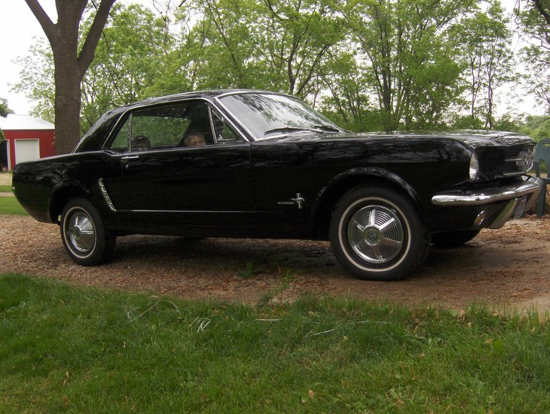1965 ford mustang for sale in union grove wisconsin old. Black Bedroom Furniture Sets. Home Design Ideas