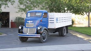 1946 Chevrolet COE Stake Bed
