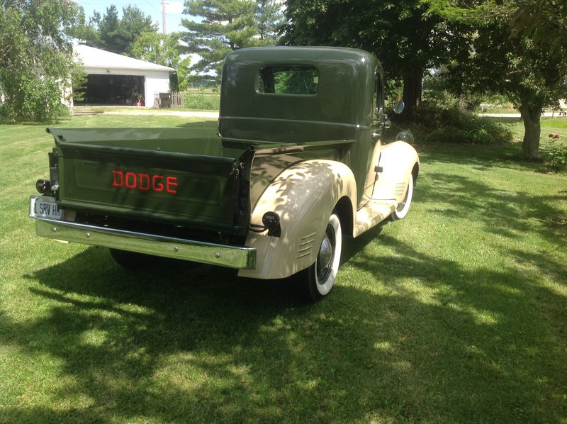 Dodge Dealers In Illinois >> 1946 Dodge Pickup For Sale in Franklin, Illinois | Old Car Online