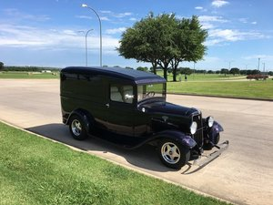 1934 Ford PANEL DELIVERY