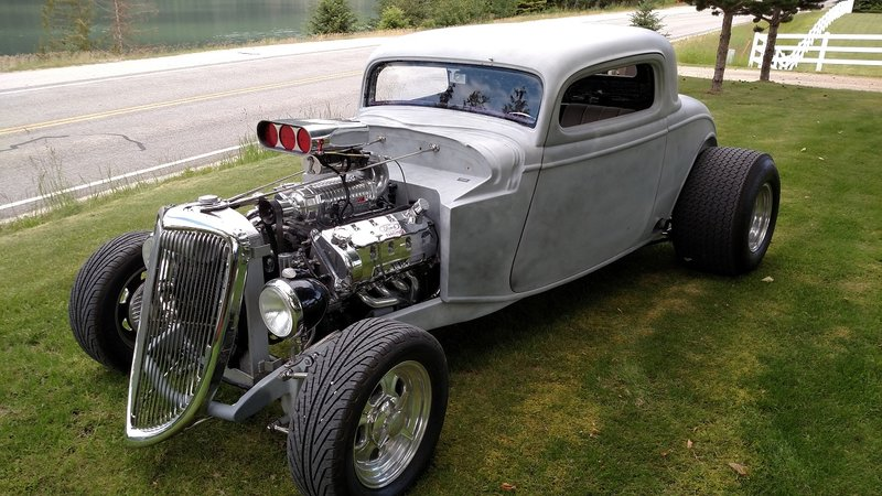 1933 ford 3 window coupe for sale in priest river idaho for 1933 ford 3 window coupes for sale