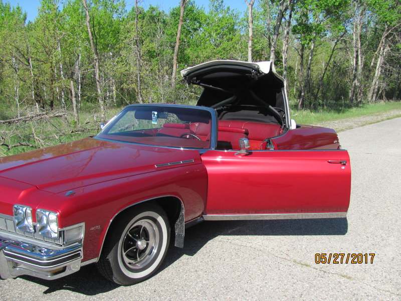 1974 Buick Lesabre Luxus For Sale in Winnipeg, Manitoba | Old Car Online