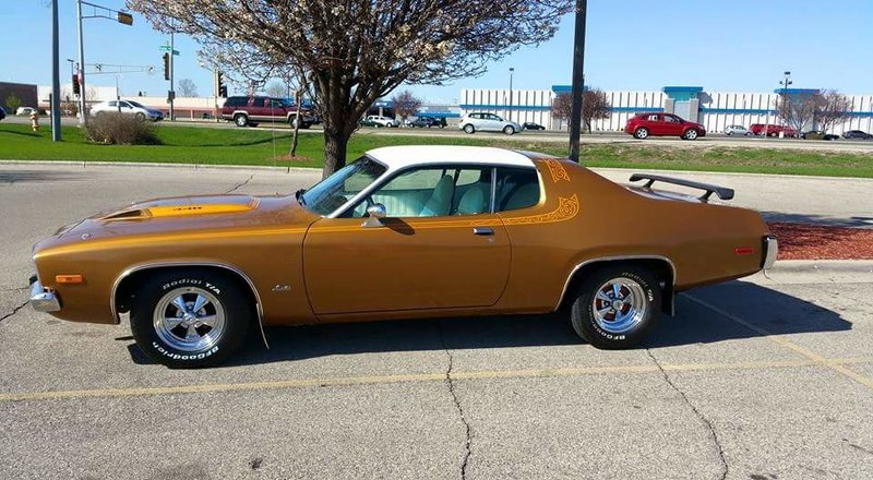 1973 Plymouth Satellite For Sale in Madison, Wisconsin ...