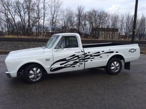 1967 Chevrolet C-20 Fleetside Long Bed