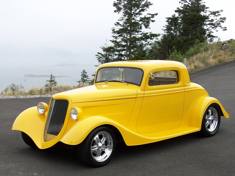 1934 ford 3 window coupe for sale in buena vista colorado