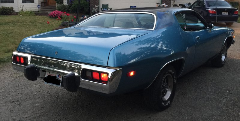 1974 Plymouth Satellite Sebring For Sale In Woodland