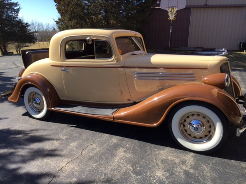 Used Car Parts Online >> 1935 Buick 40 For Sale in Burlington, Wisconsin | Old Car Online